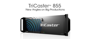 Tricaster 855 photo